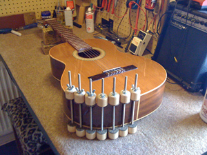 Guitar Repair In Halifax Leeds Bradford Huddersfield
