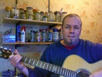 Dave King - Specialist in Guitar Repairs